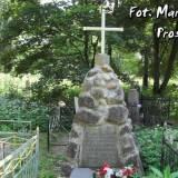 Kleck. Pomnik na mogile żołnierzy 9 Baonu K.O.P.