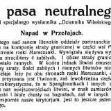 Dziennik Wileński, R.7, nr 46 (27 lutego 1923)