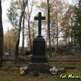 Landwarów. Grób rodziny Radomskich.