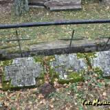 Landwarów. Tabliczki nagrobne żołnierzy WP.