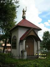 Sejny. Kaplica św. Agaty.