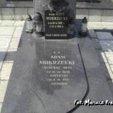 Grób gen. Adama Mokrzeckiego
