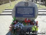 Pomnik na cmentarzu miejskim w Białymstoku.