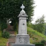 Montigny-en-Ostrevent. Pomnik poległych.