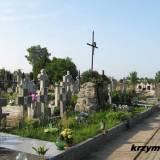 Szreńsk. Groby pomordowanych w latach 1939-1945.