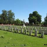 Malbork. Cmentarz wojenny Wspólnoty Brytyjskiej.