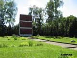 Malbork. Cmentarz żołnierzy Armii Czerwonej.